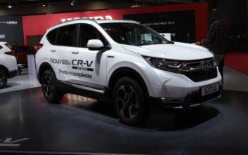 Η Honda στη Διεθνή Έκθεση Αυτοκινήτου της Γενεύης