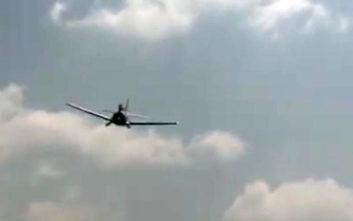 Η βουτιά θανάτου δύο πιλότων σε αεροπορική επίδειξη στη Γουατεμάλα
