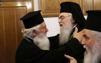 «Όχι» της Ιεράς Συνόδου σε αλλαγή του καθεστώς μισθοδοσίας των κληρικών