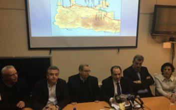 Μέχρι την Κίσσαμο η χάραξη του νέου Βόρειου Οδικού Άξονα Κρήτης