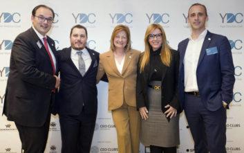 Τα διευθυντικά στελέχη κορυφαίων εταιρειών αποκτούν το δικό τους Club