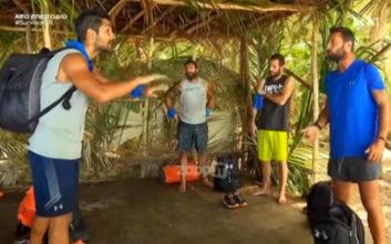 Άγριος καβγάς στο Survivor: «Δαλάκα, δώσ' του το στρινγκάκι σου»