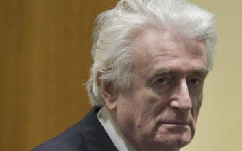 Οριστικά ένοχος για γενοκτονία και εγκλήματα κατά της ανθρωπότητας ο Κάρατζιτς