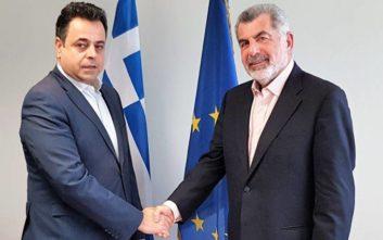 Ποιος είναι ο Γιώργος Κασσάρας, ο νέος γενικός γραμματέας Αιγαίου