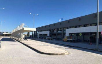 Προγραμματισμένη άσκηση στο αεροδρόμιο «Μέγας Αλέξανδρος» της Καβάλας