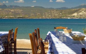 Ταβέρνες που βάζουν σε διάθεση μίνι εκδρομής από την Αθήνα