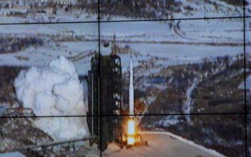 Εκτόξευση πυραύλου μικρού βεληνεκούς από την Β. Κορέα