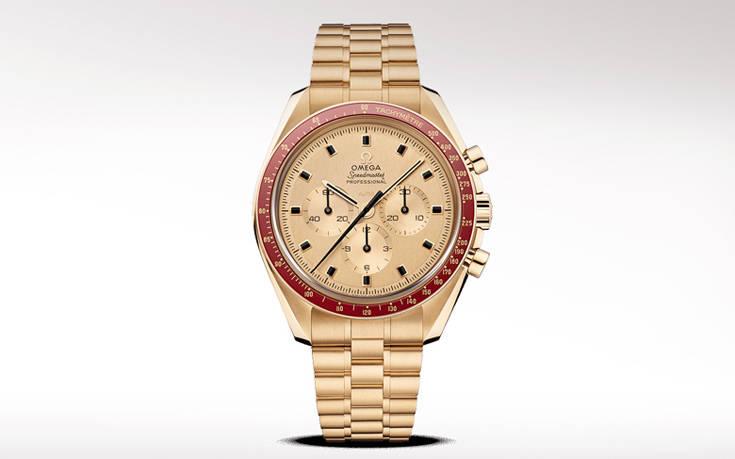 Η Omega θυμάται την ιστορική προσσελήνωση με ένα ρολόι 28.000 ευρώ