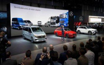 Πέντε παγκόσμιες πρεμιέρες αποκάλυψε η Mercedes-Benz στο Σαλόνι Αυτοκινήτου της Γενεύης