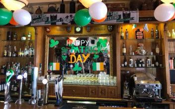 Πού θα γιορτάσετε με μπίρα την ημέρα του Αγίου Πατρικίου