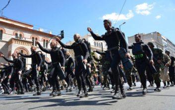 Εντολή σε ΟΥΚ για την παρέλαση της 25ης Μαρτίου: Τραγούδια ναι, συνθήματα όχι