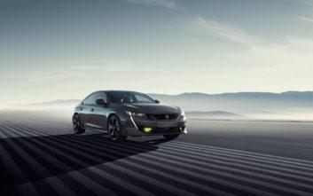 Παγκόσμια πρώτη για το ηλεκτροκίνητο 508 Sport Engineered
