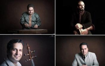Μουσική και μουσικοί από το Ιράν στο Μέγαρο