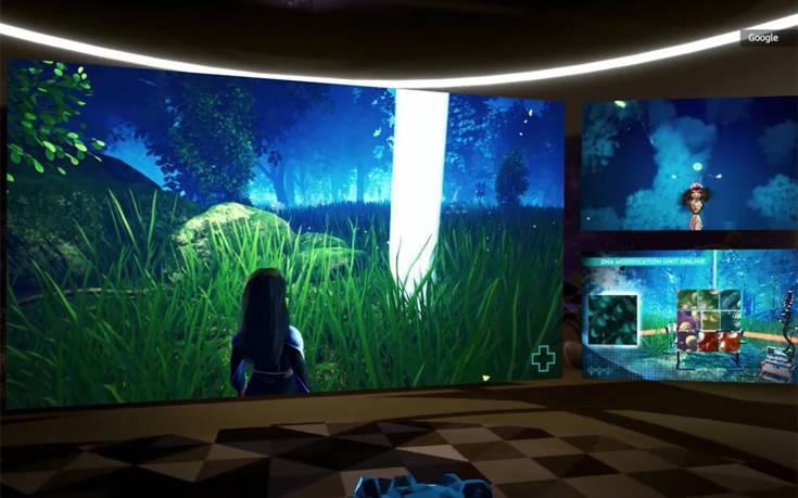 H Google αλλάζει το τοπίο του gaming με νέα υπηρεσία streaming