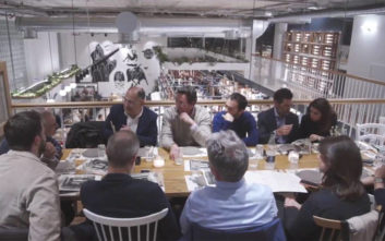 ΟΠΑΠForward, οιCEOτου προγράμματος συζητούν για την επιχειρηματικότητα