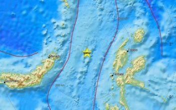 Ισχυρός σεισμός στα νησιά Μολούκες