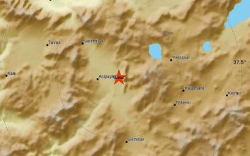 Λέκκας: Δεν υπάρχει ιδιαίτερη ανησυχία για τον ελληνικό χώρο από τον σεισμό στην Τουρκία