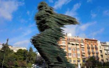 Βαρώτσος για «Δρομέα»: Φοβάμαι ότι θα την πληρώσουν άλλα αγάλματα της Αθήνας