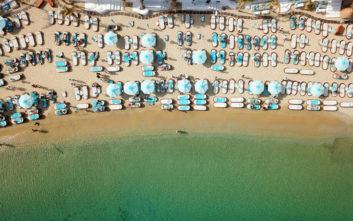 Δύο ελληνικές παραλίες στις καλύτερες του κόσμου
