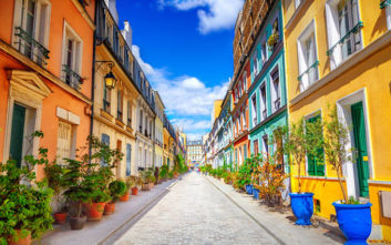 Η γειτονιά του Παρισιού που δεν θέλει τους τουρίστες