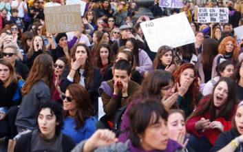 Σε γενική απεργία οι γυναίκες στην Ισπανία για την Παγκόσμια Ημέρα της Γυναίκας