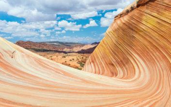 Ένα «Κύμα» στην έρημο της Αριζόνα