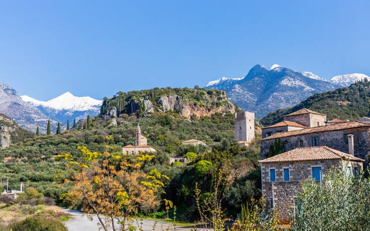 Το χωριό της Μεσσηνίας που ο Αγαμέμνονας θα έδινε προίκα στον Αχιλλέα