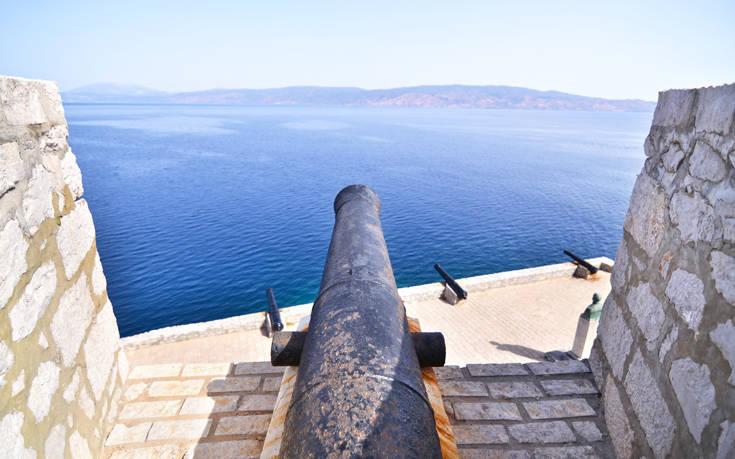 Η «Μικρή Αγγλία» κατά τον Ιμπραήμ που έπαιξε αποφασιστικό ρόλο στην Ελληνική Επανάσταση