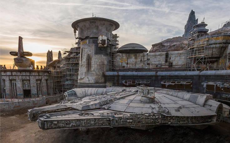 Θεματικό πάρκο της Disneyland αφιερωμένο στο Star Wars