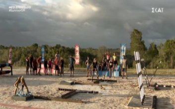 Η ήττα της ελληνικής ομάδας στο Survivor 3 και οι τραυματισμοί