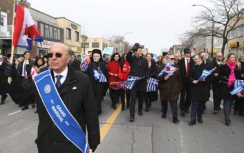 Το μήνυμα του Τζάστιν Τριντό για την 25η Μαρτίου: Zito Hellas!