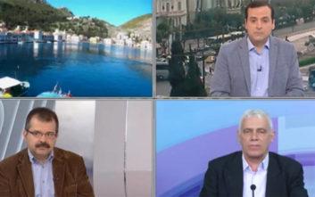 Τσιρώνης: Μίλησα καθαρά γεωγραφικά για το πού βρίσκεται το Καστελόριζο