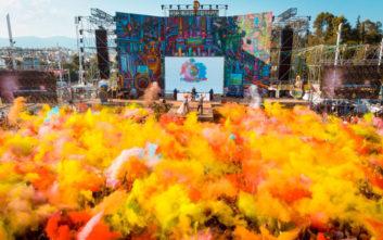 Η επιστροφή του Colour Day Festival είναι γεγονός