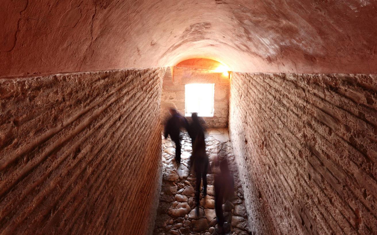 Τι κρύβεται στις υπόγειες στοές κάτω από την Αγία Σοφία