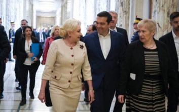 Τσίπρας: Η Ελλάδα ατενίζει το μέλλον με πολύ περισσότερη αισιοδοξία και δύναμη
