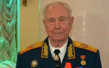 Ένοχος για εγκλήματα κατά της ανθρωπότητας πρώην Σοβιετικός υπουργός