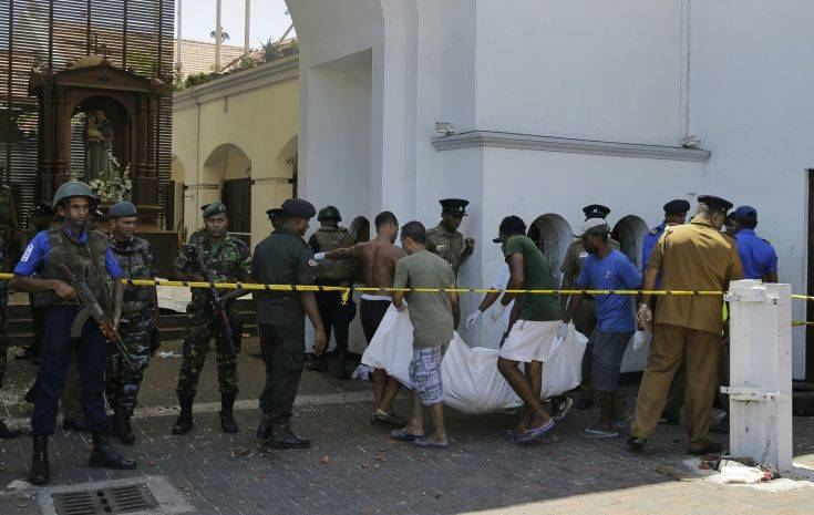 Διεθνής καταδίκη των επιθέσεων στη Σρι Λάνκα