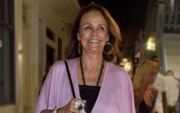 Το ξέσπασμα της Κορίνας Τσοπέη για τον τραγουδιστή – δραπέτη που παρίστανε το γιο της