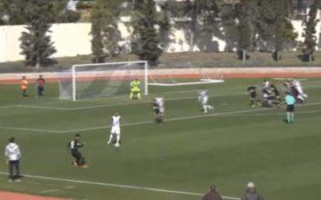 Η Καλαμάτα διασύρεται με 5-0 από τον Ασπρόπυργο και ο Σωτήρης Γεωργούντζος τρελαίνεται