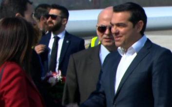 Τσίπρας: Ελλάδα και Βόρεια Μακεδονία οφείλουν να είναι εταίροι και σύμμαχοι