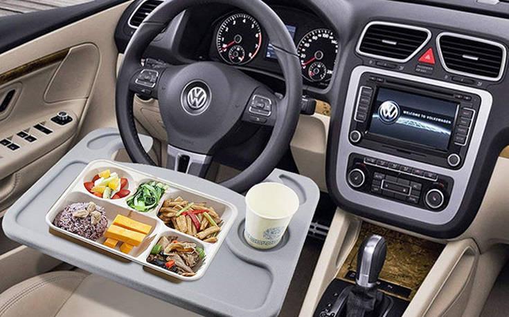 Το απόλυτο γκάτζετ για όσους τρώνε στο αυτοκίνητο – Newsbeast
