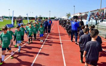 Φεστιβάλ Αθλητικών Ακαδημιών ΟΠΑΠ: Μεγάλη γιορτή του αθλητισμού στην Αλεξανδρούπολη