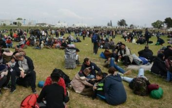 Η φήμη για το άνοιγμα συνόρων και τα επεισόδια με τους πρόσφυγες στα Διαβατά