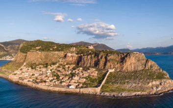 Η μαγευτική καστροπολιτεία της Λακωνίας τόπος καταγωγής του Ρίτσου