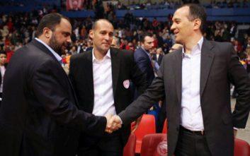 ΠΑΕ Ολυμπιακός: Ο Μαρινάκης εγγυάται αν χρειαστεί το μέλλον της ομάδας μπάσκετ