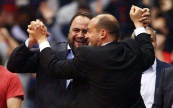 Βαγγέλης Μαρινάκης: Τι είπε για το μπασκετικό τμήμα και τον Ερασιτέχνη Ολυμπιακό