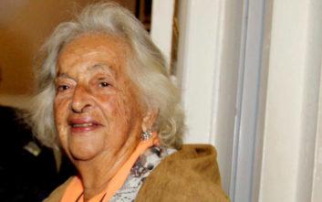 Έφυγε από τη ζωή η γλύπτρια Ναταλία Μελά