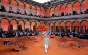 Έκθεση με έργα τέχνης δύο Ιταλών ζωγράφων διοργανώνει η Ermenegildo Zegna