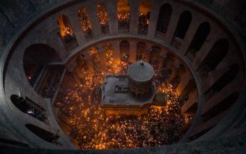 Κορονοϊός: Χωρίς μεγάφωνα οι Εκκλησίες το Πάσχα - Ο γρίφος του Αγίου Φωτός