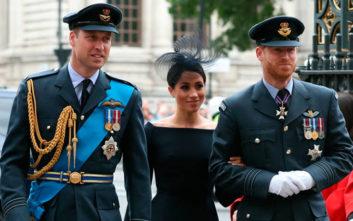 Πρίγκιπας Γουίλιαμ – Χάρι: Απίστευτες αποκαλύψεις για τη σχέση τους